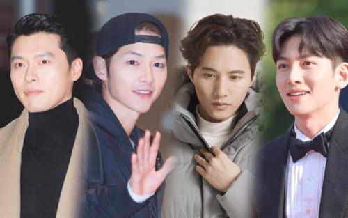 9 diễn viên nam đẹp trai, sở hữu giọng nói mật ngọt Hàn Quốc: Tim muốn tan chảy!
