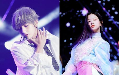 Đỉnh cao thần thái của sao Hàn trên sân khấu: Từ visual đến biểu cảm đều hút hồn người xem
