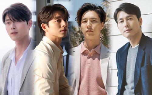6 tài tử Hàn khiến triệu fan 'xỉu lên xỉu xuống' dù đã 40: Đẹp xuất chúng, không có đối thủ!