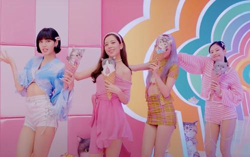 Soi 'tất tần tật' trang phục được sử dụng trong MV 'Ice Cream' BLACKPINK và Selena Gomez