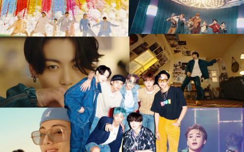 Có thể bạn chưa biết: 8 sự thật đằng sau MV 'Dynamite' của BTS