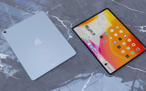 Cận cảnh iPad Air mới với ngoại hình sang chảnh không kém iPad Pro