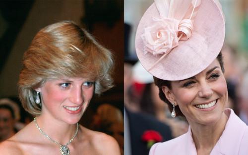 10 món trang sức quý giá công nương Diana để lại cho con dâu