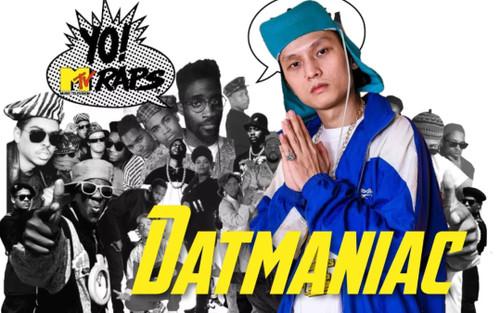 Yo! MTV Raps Asia - 'sân chơi' Datmaniac từng 'phá đảo' danh giá ra sao?