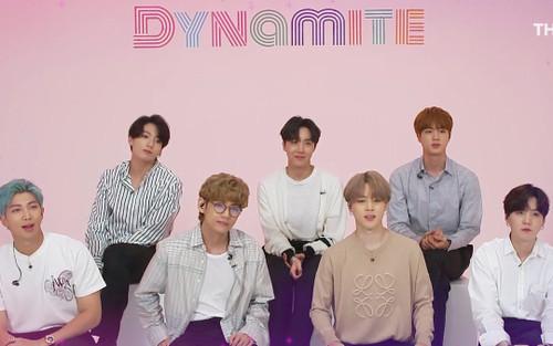 MV 'Dynamite' của BTS vừa xô đổ thêm một kỉ lục nữa trên YouTube, ARMY tha hồ phổng mũi tự hào