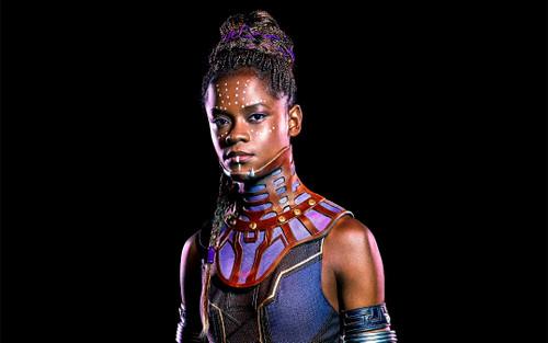 Shuri sẽ sớm trở thành Black Panther mới của MCU