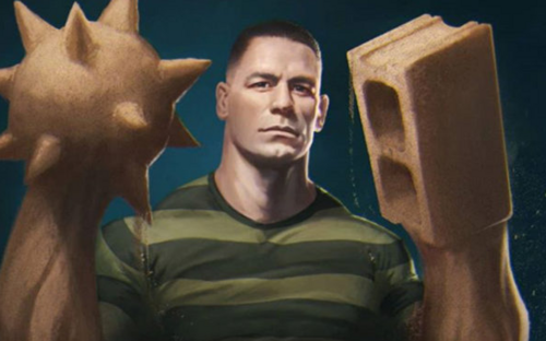 John Cena có thể là Sandman trong phần tiếp theo của Spider Man