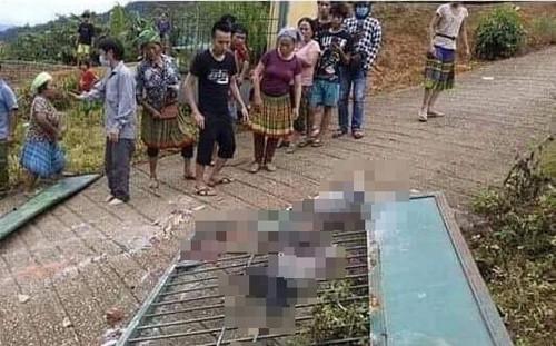 Sập cổng trường mầm non ở Lào Cai, 3 trẻ nhỏ bị đè tử vong thương tâm