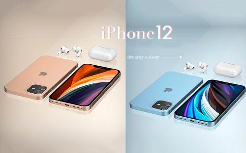 iPhone 12 đẹp ngất ngây với 7 màu ấn tượng , hội chị em chắc chắn sẽ thích mê