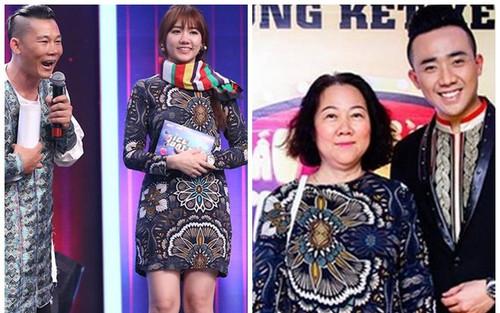 Hari Won chăm diện đồ cũ, mặc lại đồ của mẹ chồng mà vẫn lộng lẫy như thường