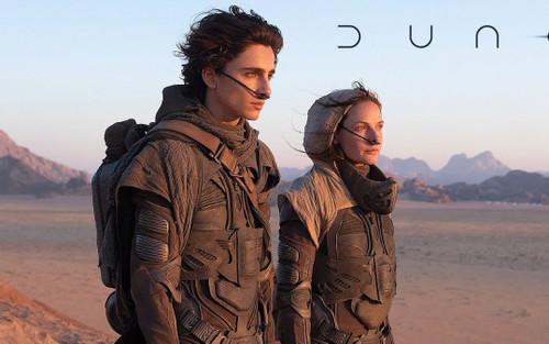 Teaser đầu tiên của 'Dune': Những hình ảnh đầu tiên trong phim