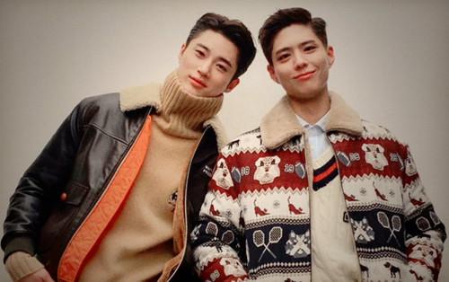Phim của Park Bo Gum và Park So Dam tiếp tục đạt rating cao nhất khi lên sóng tập 3