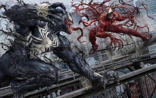 Bất ngờ xuất hiện 6 video concept trận đánh giữa Venom và Carnage: Khốc liệt hơn cả khi đấu với Spider Man