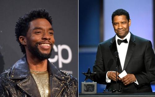 Ngôi sao từng đoạt giải 'Oscar' Denzel Washington tưởng nhớ Chadwick Boseman: 'Tâm hồn nhẹ nhàng đã sống một cuộc đời trọn vẹn'