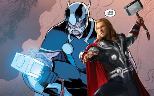 Marvel giới thiệu Adam Aziz, chủ nhân mới của cây búa thần Mjolnir