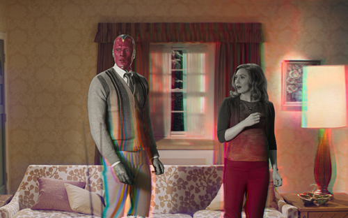 'WandaVision' tung trailer chính thức: Thế giới hỗn loạn và có phần điên rồ của Scarlet Witch