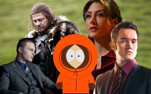 Top 41 cái chết kinh khủng nhất trong các series phim truyền hình Âu Mỹ (Phần 2)