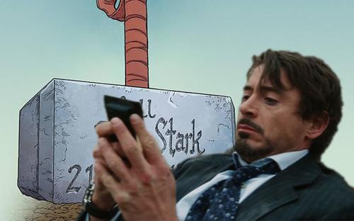 Marvel công bố số điện thoại của Iron Man Tony Stark