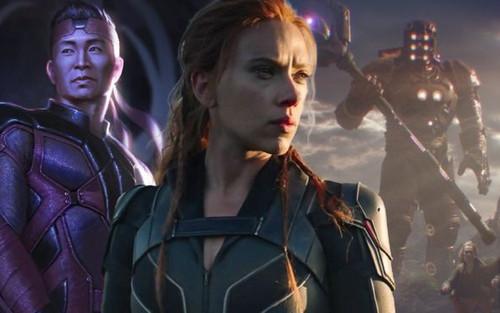 Marvel chính thức dời lịch chiếu tận 3 bộ phim trong giai đoạn 4 của mình