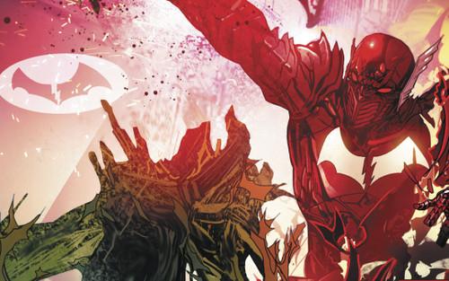Tổng quan về The Red Death: Khi Batman biến chất kết hợp với Flash
