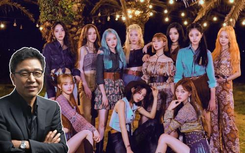 LOONA đích thị là 'con nuôi cưng' của SM, lần nữa được chủ tịch Lee Soo Man sáng tác ca khúc comeback