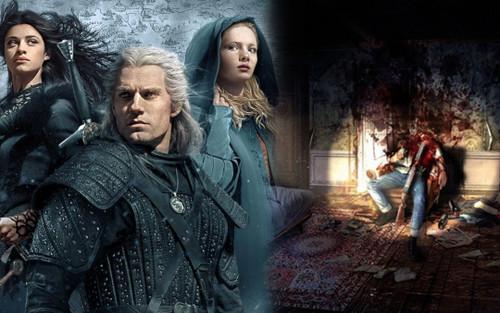 Loạt phim chuyển thể từ game trên Netflix: Resident Evil kinh dị, The Witcher cực kì thành công