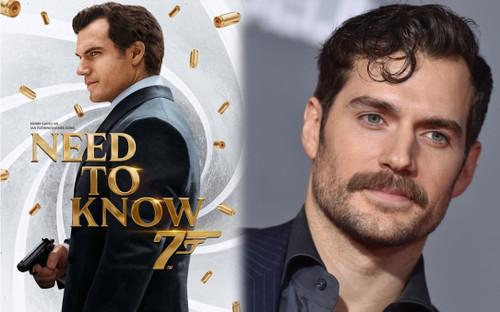 'Superman' Henry Cavill tuyên bố muốn thủ vai James Bond trong tương lai