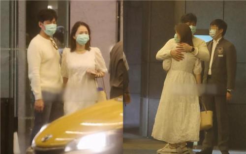 Dân tình nghi ngờ Trần Kiều Ân có thai vì biểu hiện của Ngãi Luân?
