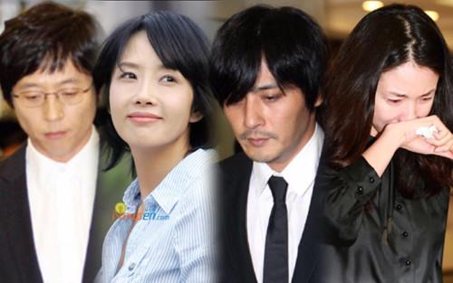 Tưởng niệm 12 năm ngày mất Choi Jin Sil: Nghẹn ngào khi loạt sao Hàn òa khóc tại tang lễ!