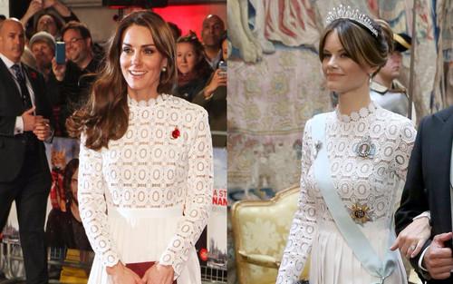 Bí ẩn tủ đồ Hoàng gia: Gu thời trang giống nhau kỳ lạ của các công nương hoàng gia