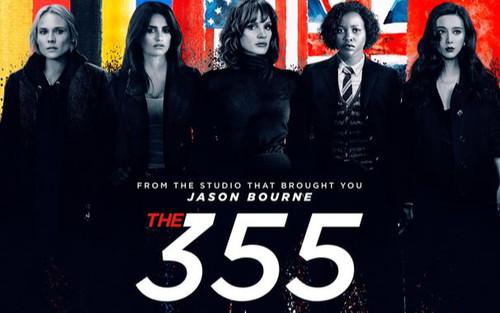 'The 355' công bố poster đầu tiên: Đánh dấu sự tái xuất chính thức của Phạm Băng Băng