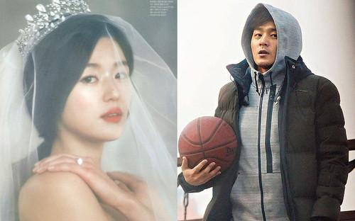 Chồng đại gia của Jeon Ji Hyun nâng tầm bản thân trở thành người đứng đầu công ty Alpha Management