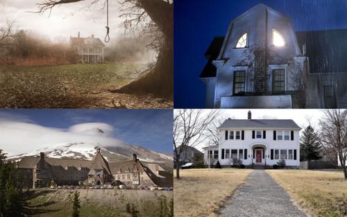 5 bộ phim kinh dị dựa trên những địa điểm bị ma ám ngoài đời thật