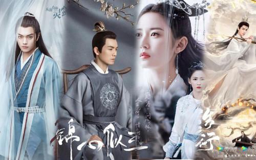 Loạt phim cổ trang vừa chính thức đóng máy: Kính song thành của Lý Dịch Phong được khán giả chờ mong