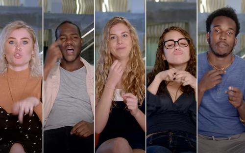 Netflix tung trailer series 'Deaf U': Drama của các sinh viên khiếm thính lần đầu được mang đến màn ảnh