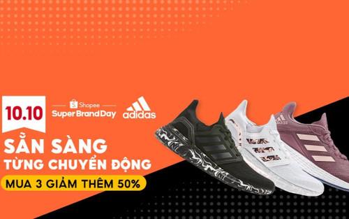 adidas tổ chức Ngày Siêu Thương Hiệu đầu tiên tại Đông Nam Á trong chuỗi sự kiện 'Shopee 10.10 Ngày Sale Thương Hiệu'