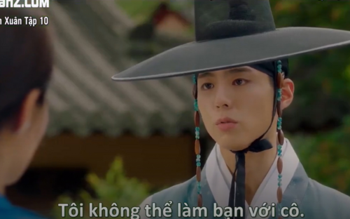 Ký sự thanh xuân tập 10: Em gái trà xanh đeo bám, Park Bo Gum đáp trả phũ phàng 'Tôi không thể làm bạn với cô'
