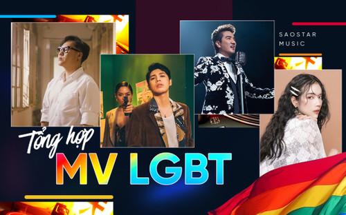Loạt khoảnh khắc về LGBT nổi bật trong những MV Việt thời gian qua