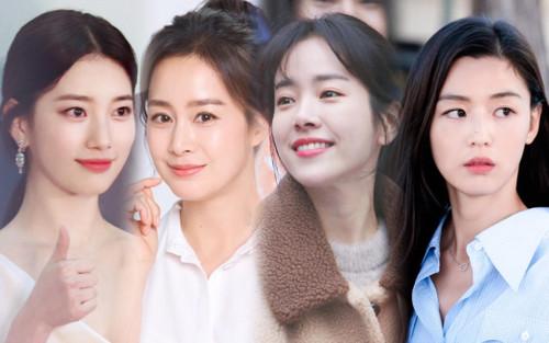 Bác sĩ phẫu thuật thẩm mỹ chọn ra 10 nữ diễn viên đẹp nhất Hàn Quốc: Gương mặt tỷ lệ vàng là ai?
