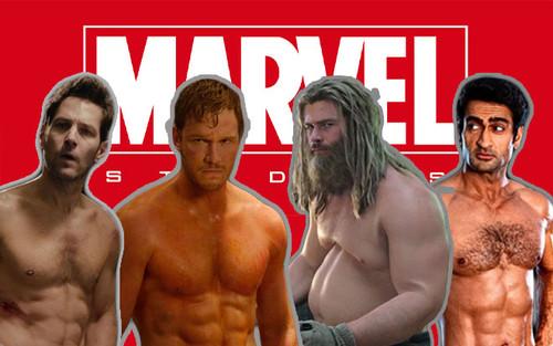 Hội mỹ nam 'lột xác' sau khi gia nhập MCU: Người người nhà nhà theo đuổi body 6 múi, riêng 'anh Thỏ' Chris Hemsworth lại thích chơi trội