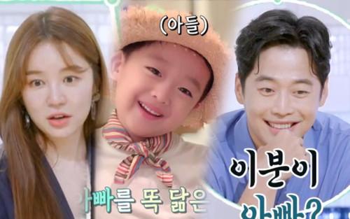 Lộ diện con trai 'tiểu mỹ nam' của Kim Jae Won: Yoon Eun Hye ngỡ ngàng, hot đến mức đứng đầu Naver!