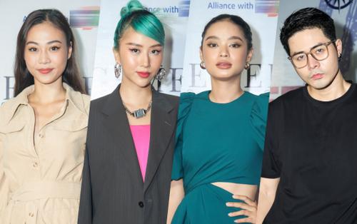 Quỳnh Anh Shyn đưa ra thử thách 'khó nhằn', Dương Mạc Anh Quân 'lăn xả' thị phạm cho người mẫu trẻ