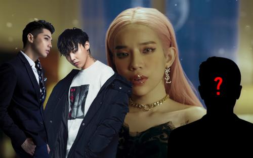 Noo Phước Thịnh, OSAD, G-Dragon bỗng dưng xuất hiện trong MV mới của LyLy?