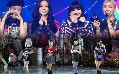 Lovesick Girls chính thức giành cúp chỉ sau 1 ngày quảng bá, BLACKPINK lại gây sốt với tạo hình mới