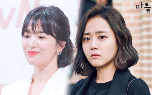 Tài tử Uhm Ki Joon 'phải lòng' Moon Geun Young, chọn Song Hye Kyo là diễn viên đẹp nhất