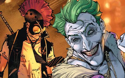 DC hé lộ thân phận của Clownhunter, antihero mang dòng máu Việt Nam