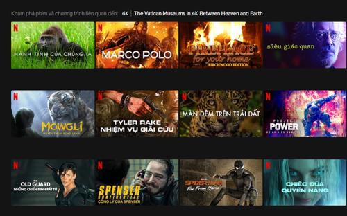 Thủ thuật dùng Netflix để người dùng có được trải nghiệm tốt nhất trên TV