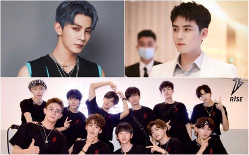 Hạ Chi Quang xin lỗi có tâm hơn Nhậm Hào, R1SE thông báo đẩy lùi thời gian phát hành album