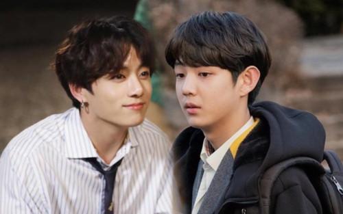 Tiết lộ 7 diễn viên thủ vai BTS trong phim của biên kịch 'Cô nàng cử tạ Kim Bok Joo': Suga là sát nhân, hoàn lương khi gặp Jungkook?