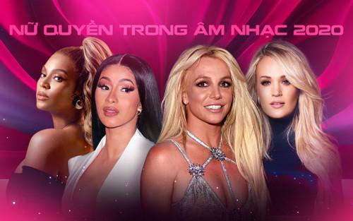 Nữ quyền trong âm nhạc 2020: Khi những người phụ nữ ủng hộ lẫn nhau, đấy là thời điểm nữ quyền tỏa sắc rực rỡ
